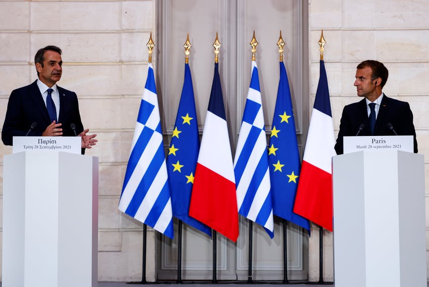 Greece and France Sign Monumental Defense Deal
